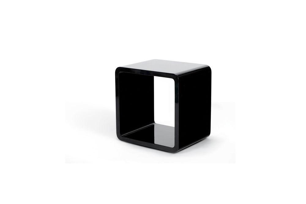 Table basse pratique esth tique tiroirs rangement - Cubes de rangement en bois ...