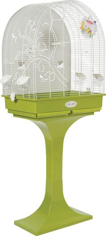 cage arabesque anna 60 cm avec pied. Black Bedroom Furniture Sets. Home Design Ideas