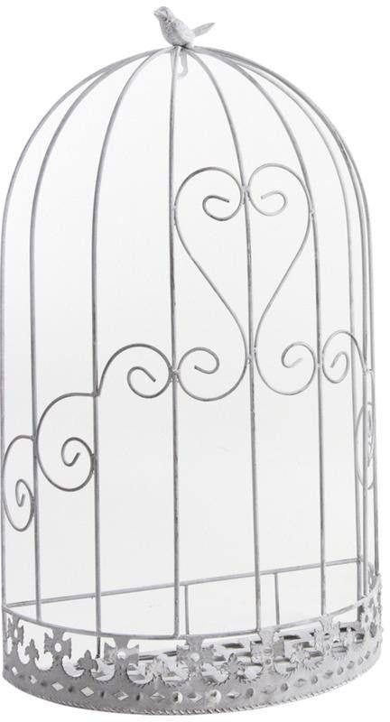 Cage murale d co oiseau - Petite cage oiseau deco ...
