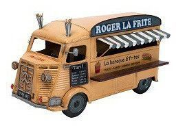 image_Camion de collection Roger la frite