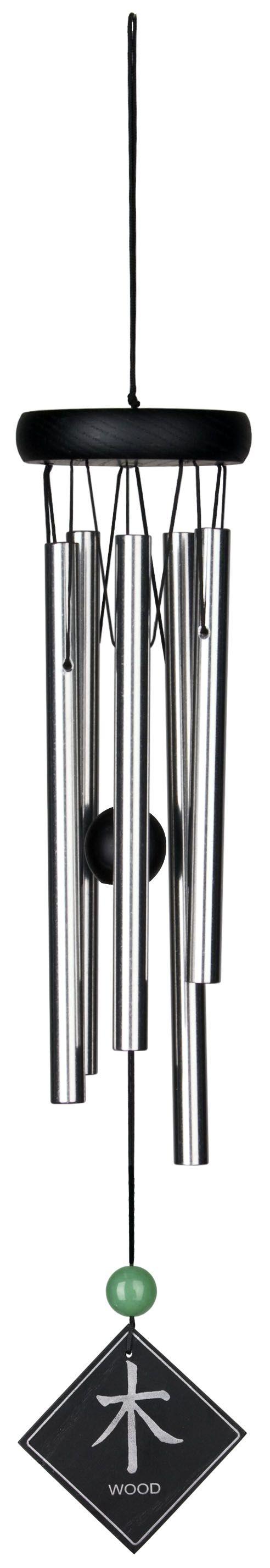 carillon feng shui bois. Black Bedroom Furniture Sets. Home Design Ideas
