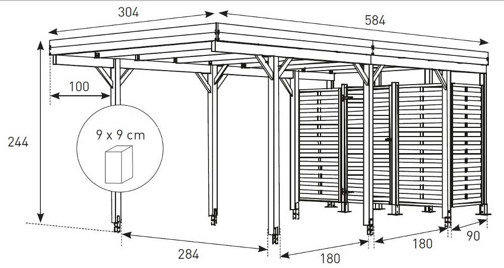Plan De Carport. Free And With Plan De Carport. Good Plan De Carport ...