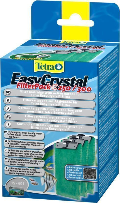 Cartouche pour filtre Easycrystal by Tetra