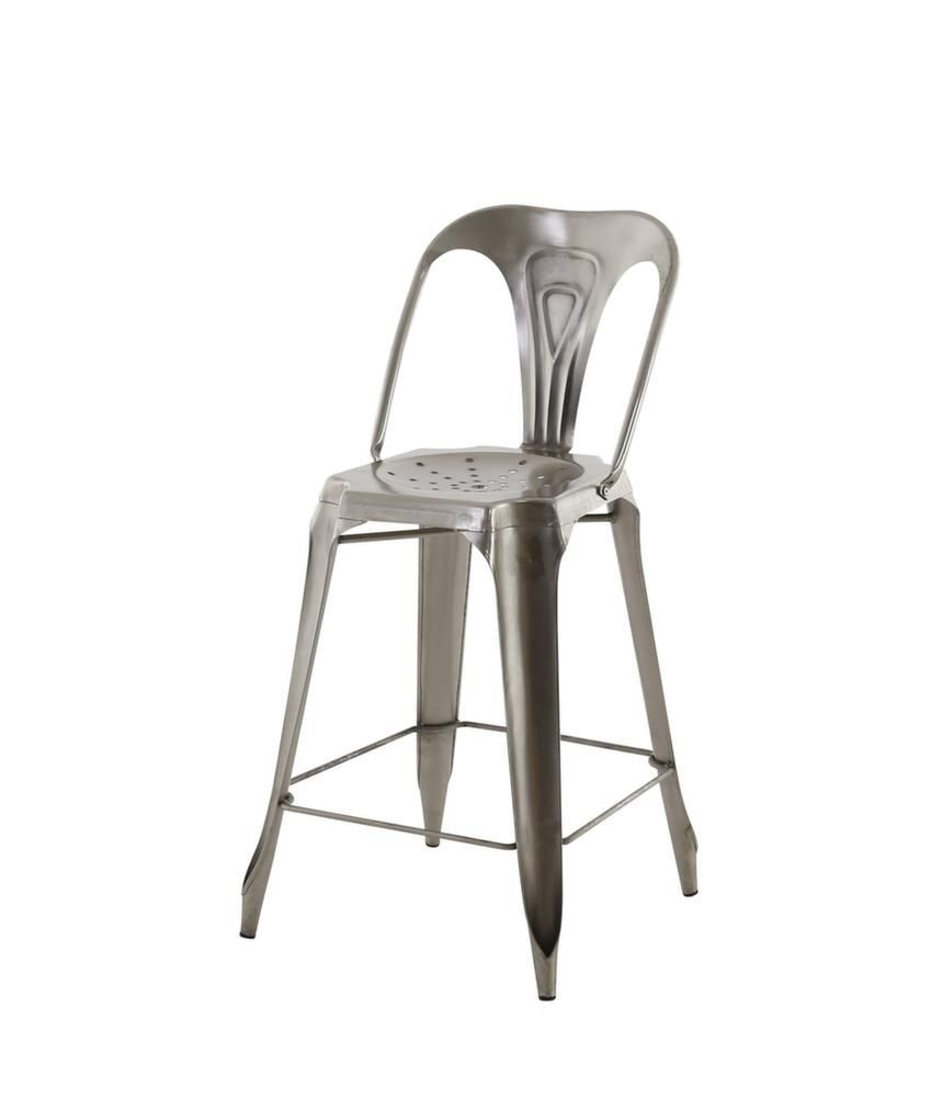 Chaise de bar industriel maison design - Chaise de bar style industriel ...