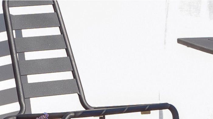 chaise empilable menu nacre en aluminium lot de 2. Black Bedroom Furniture Sets. Home Design Ideas