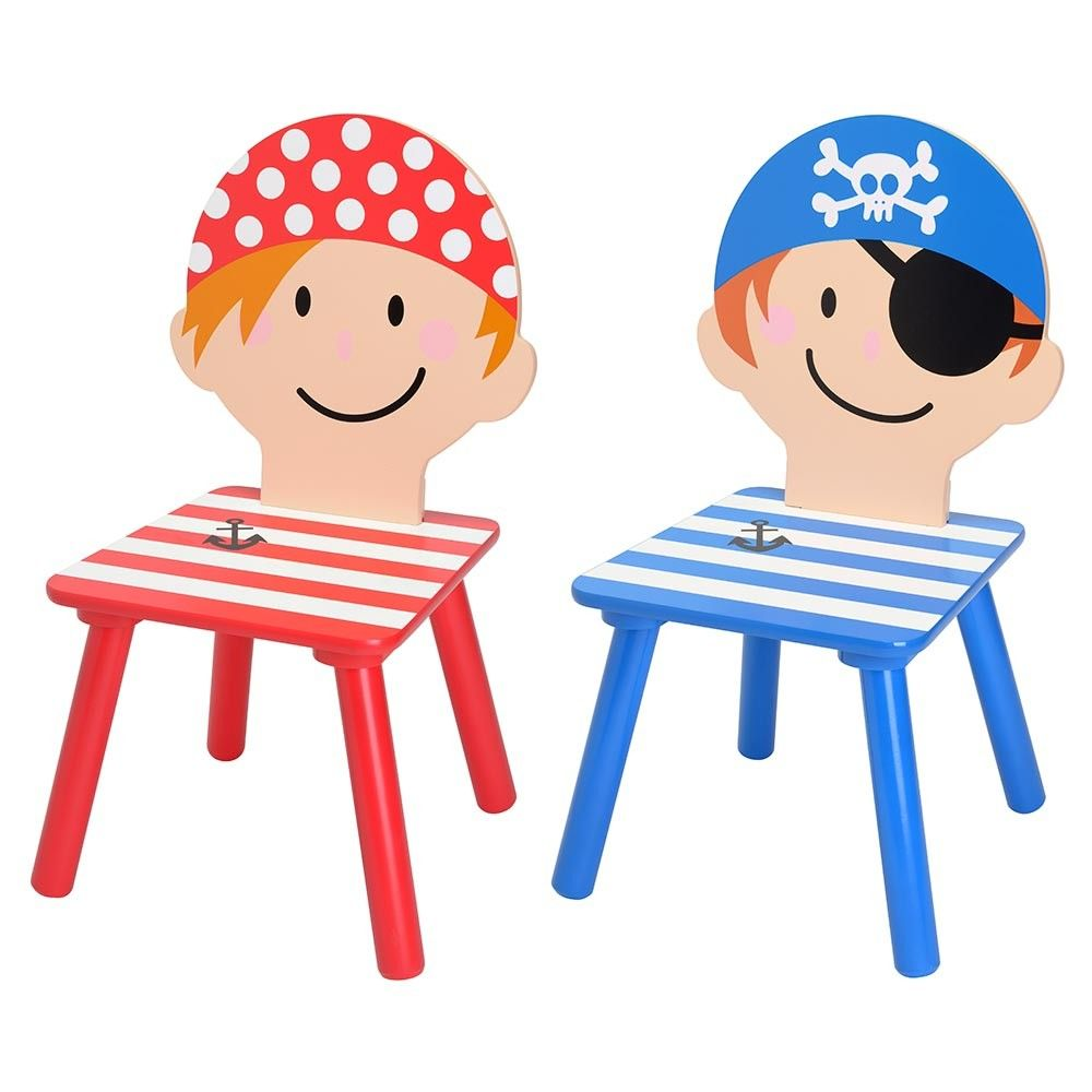 image_Chaise enfant Pirates (Par 2)