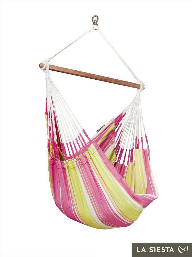 chaise hamac 2 places botanica en coton bio. Black Bedroom Furniture Sets. Home Design Ideas