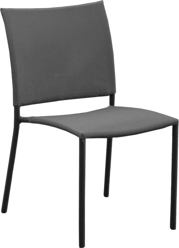 chaise de jardin bonbon pour enfant lot de 4 gris. Black Bedroom Furniture Sets. Home Design Ideas