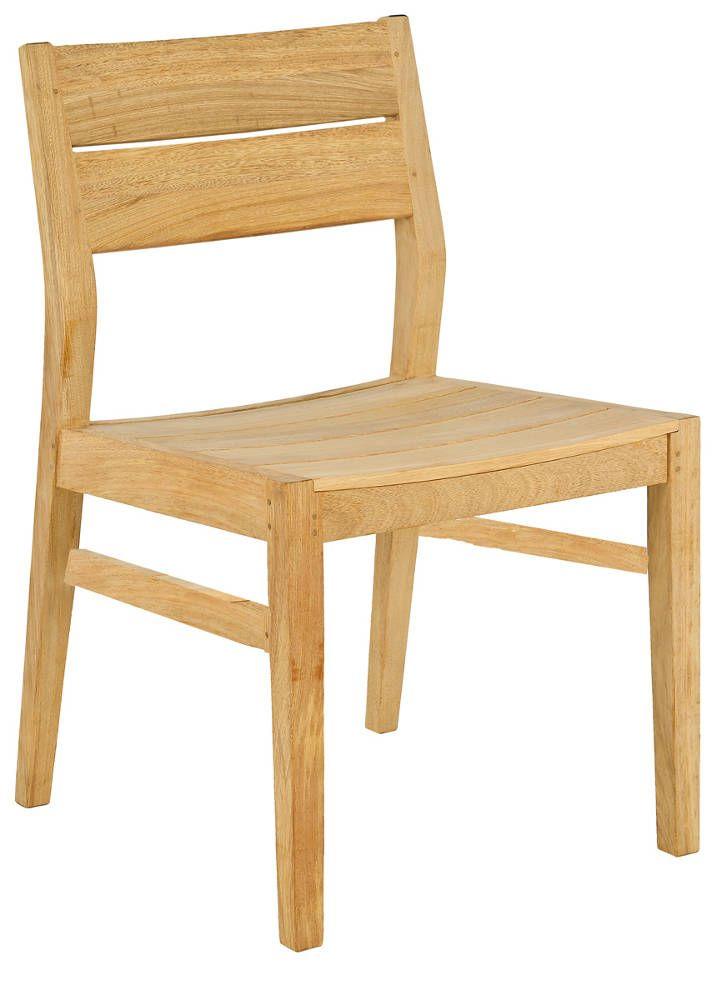chaise de jardin tivoli en bois. Black Bedroom Furniture Sets. Home Design Ideas