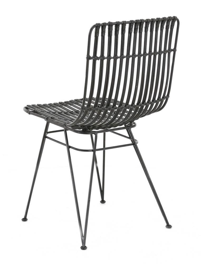 chaise en kubu budy lot de 2. Black Bedroom Furniture Sets. Home Design Ideas