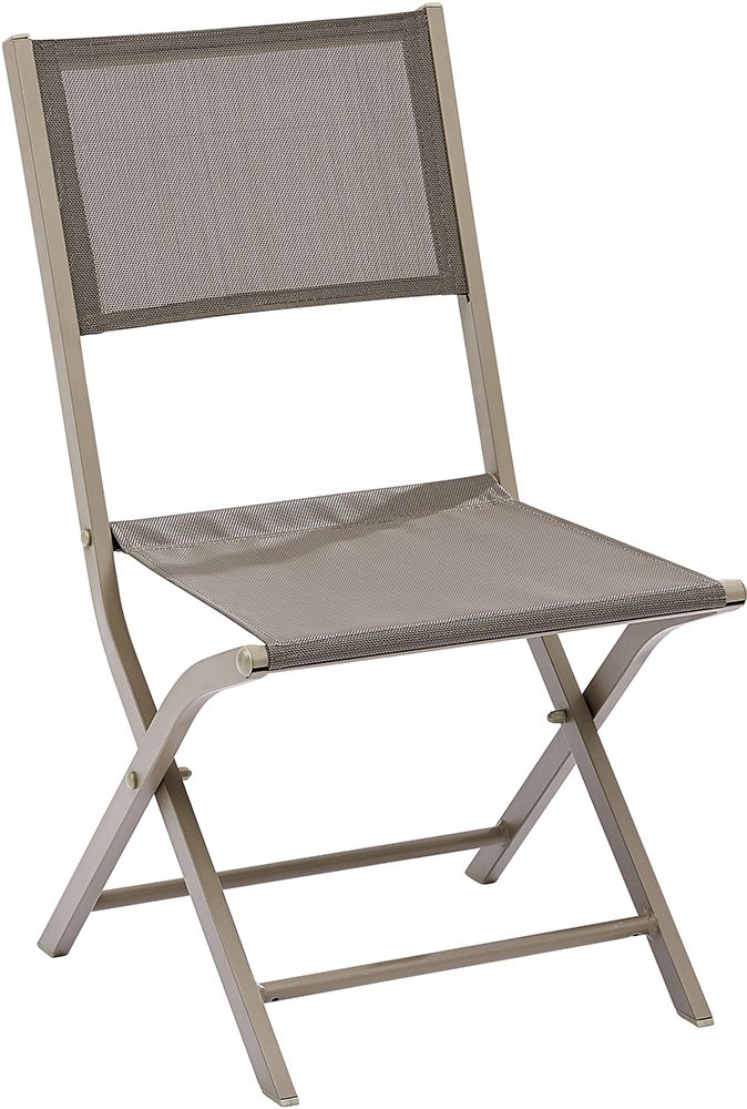 chaise pliante modulo lot de 2. Black Bedroom Furniture Sets. Home Design Ideas