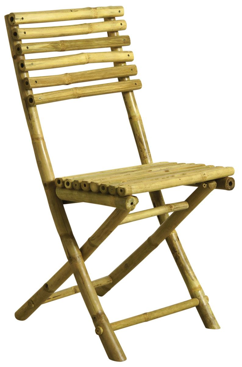 chaise pliante en bambou. Black Bedroom Furniture Sets. Home Design Ideas