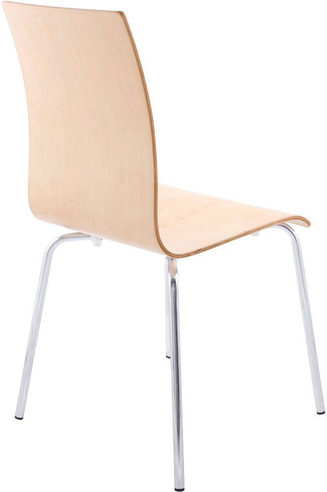 chaise repas design classic naturel. Black Bedroom Furniture Sets. Home Design Ideas