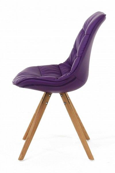 image_Chaise repas design Lotus (Lot de 2)