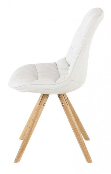 Chaise repas design Lotus (Lot de 2)-3