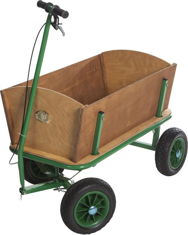 Chariot Transport Bois - Chariot enfant