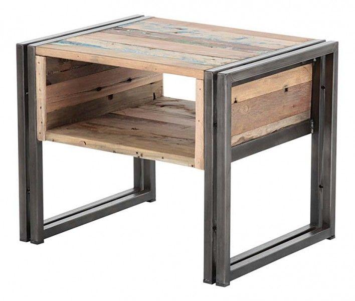 chevet 1 niche samudra. Black Bedroom Furniture Sets. Home Design Ideas