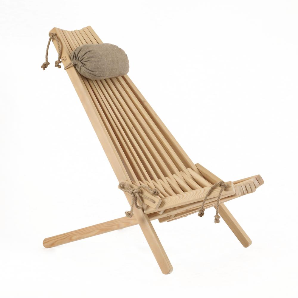 Chilienne scandinave avec repose-pieds-2