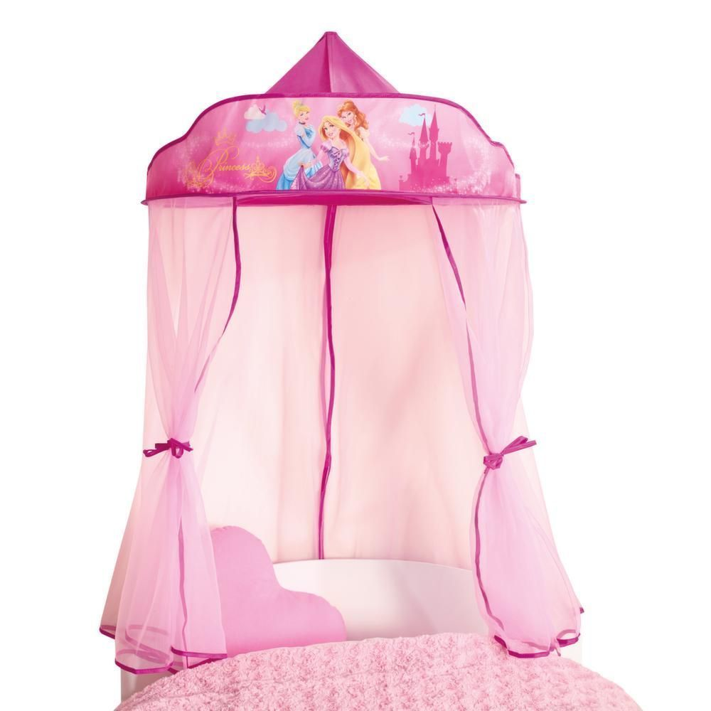Ciel de lit disney princesses - Tour de lit princesse disney ...