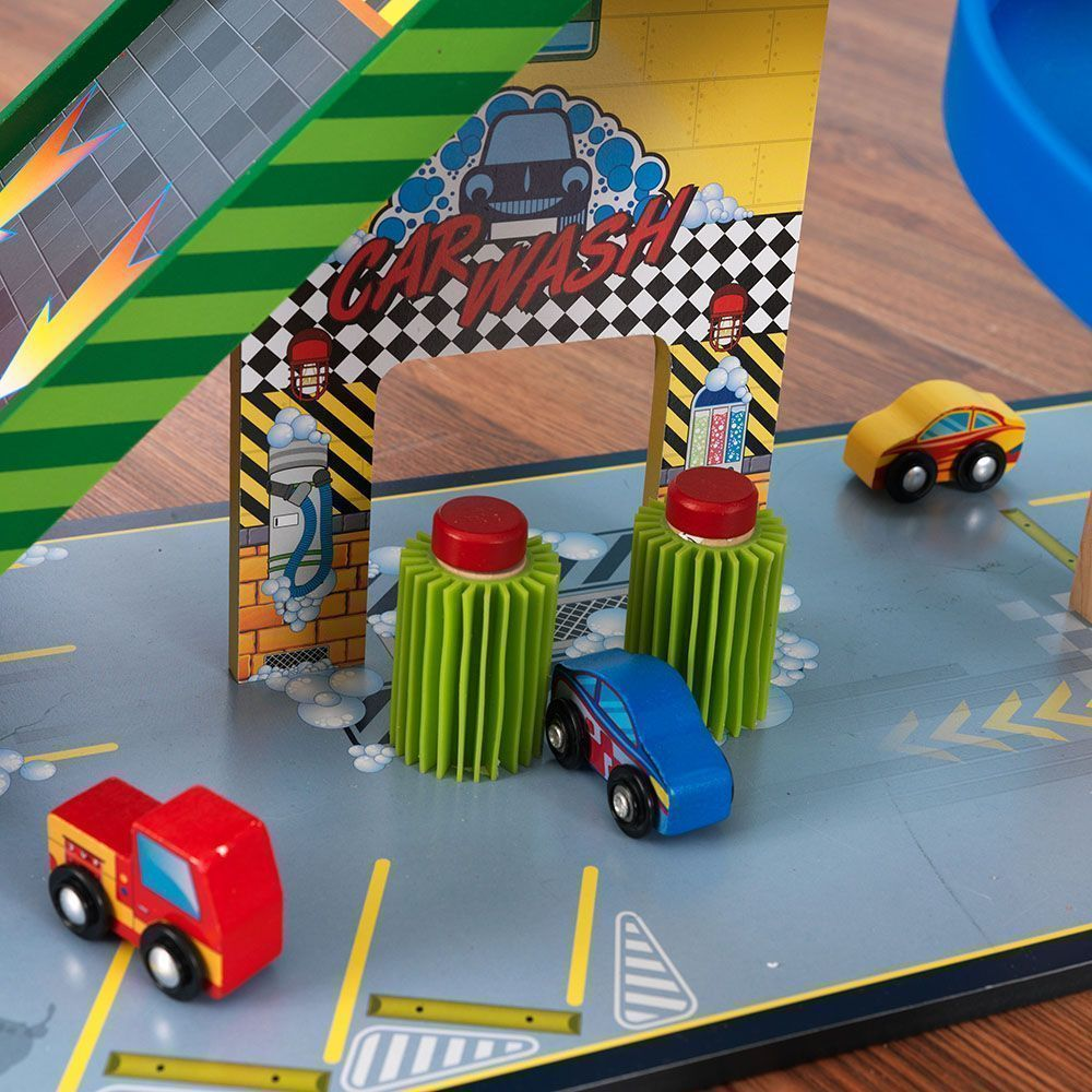 circuit voiture de course avec rampe. Black Bedroom Furniture Sets. Home Design Ideas