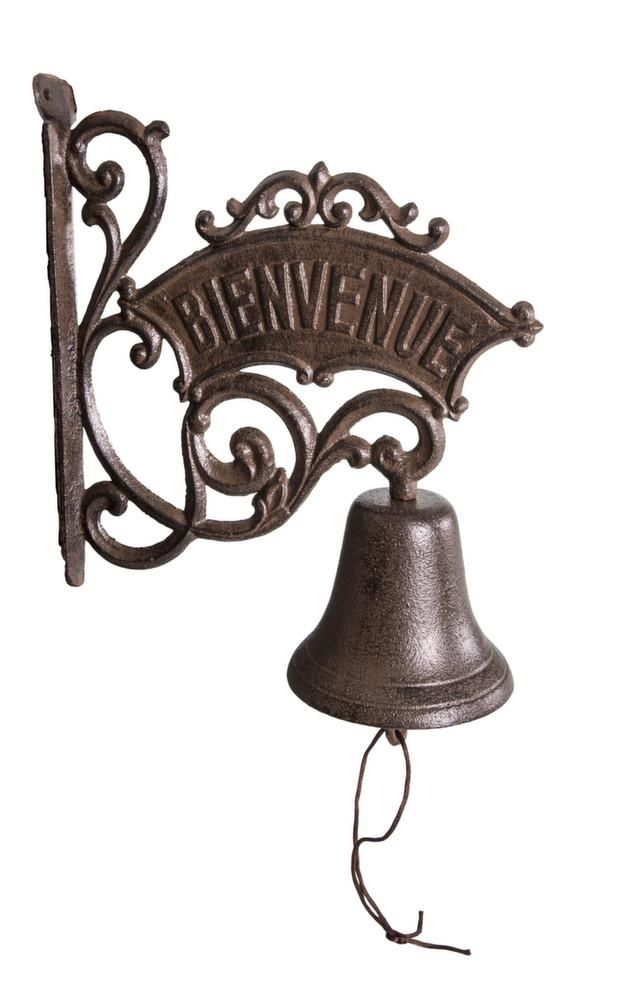 image_Cloche bienvenue Antique