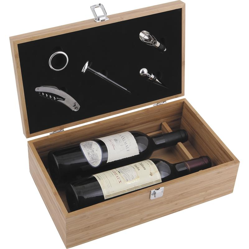 coffret pour bouteille de vin. Black Bedroom Furniture Sets. Home Design Ideas