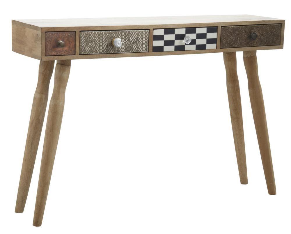 meuble tv original en manguier. Black Bedroom Furniture Sets. Home Design Ideas
