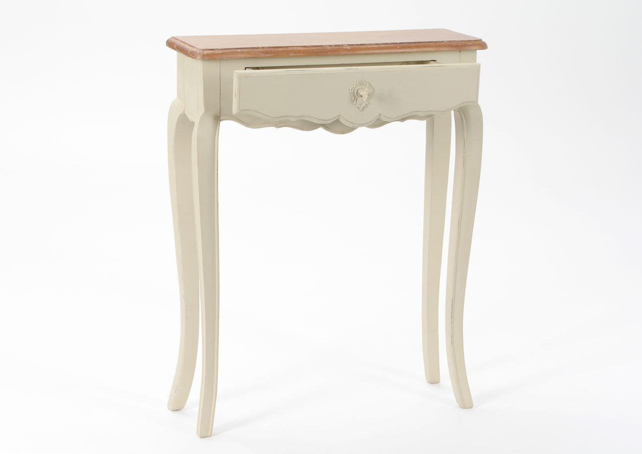 console ancienne en bois l onie. Black Bedroom Furniture Sets. Home Design Ideas