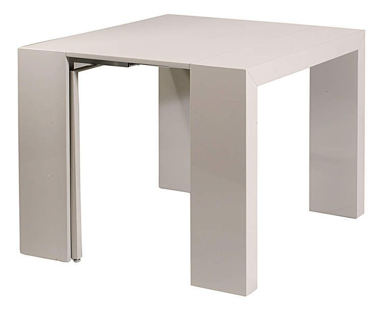 Console table salle manger oriane gris for Salle a manger 93