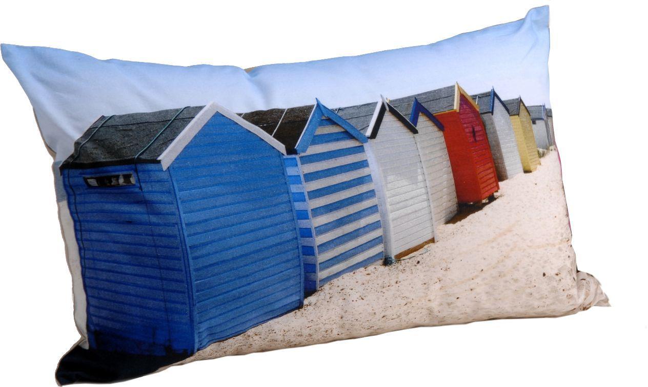 coussin cabines de plage 50x30cm lot de 2. Black Bedroom Furniture Sets. Home Design Ideas