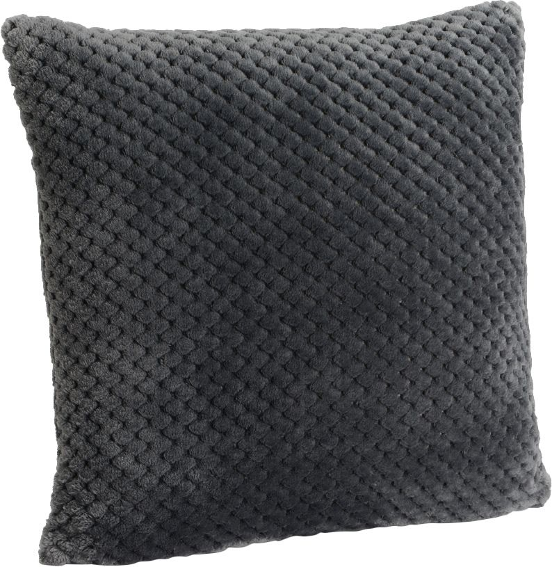 image_Coussin damier anthracite