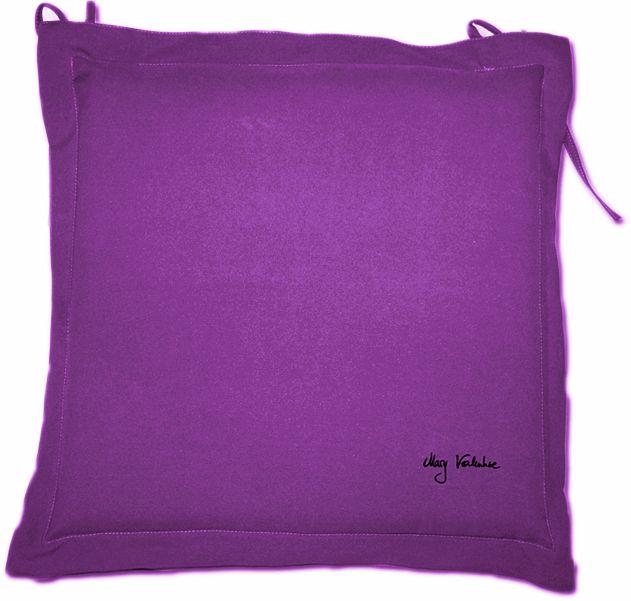 Coussin ext rieur galette 40cm - Coussin polyester exterieur ...