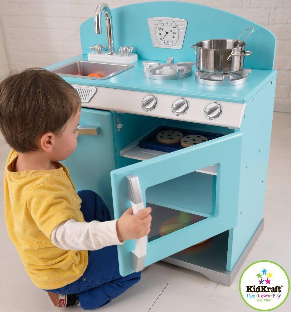 Cuisine pour enfant retro for Cuisine enfant retro