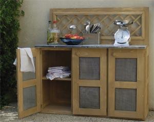 cuisine dt pour plancha en bois et zinc aubry gaspard