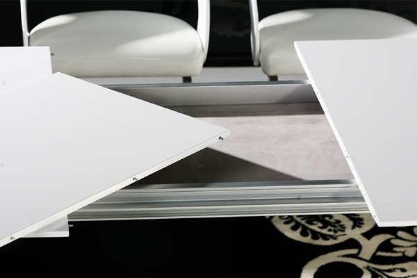 table repas extensible vergo 170 260cm table kokoon design sur. Black Bedroom Furniture Sets. Home Design Ideas