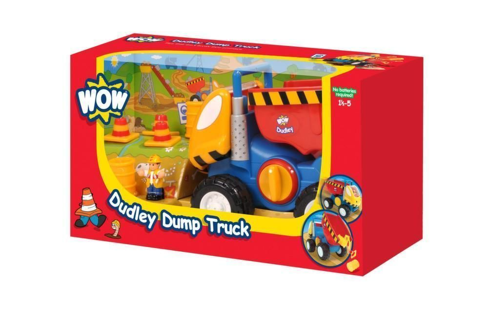 Dudley le camion de chantier by Wow