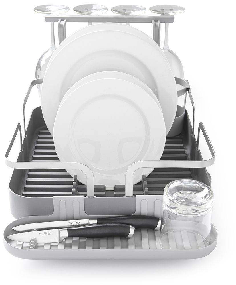 egouttoir vaisselle avec accessoires amovibles