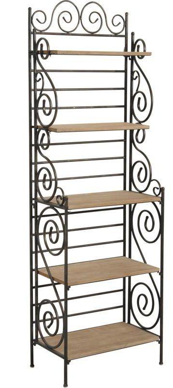 etag re fer forg bois spirales. Black Bedroom Furniture Sets. Home Design Ideas