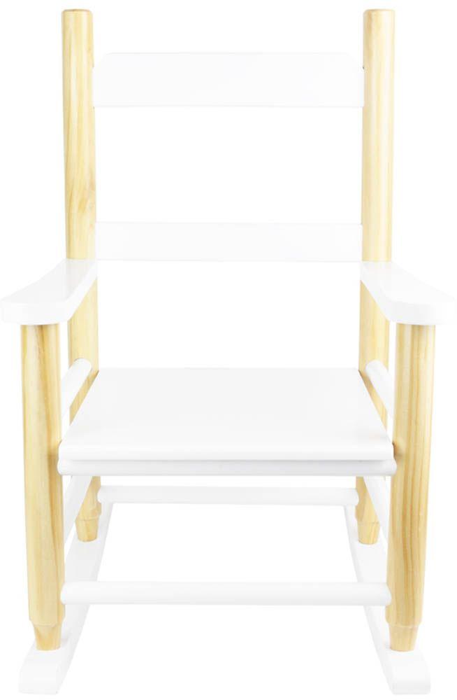 fauteuil 224 bascule pour enfant en bois
