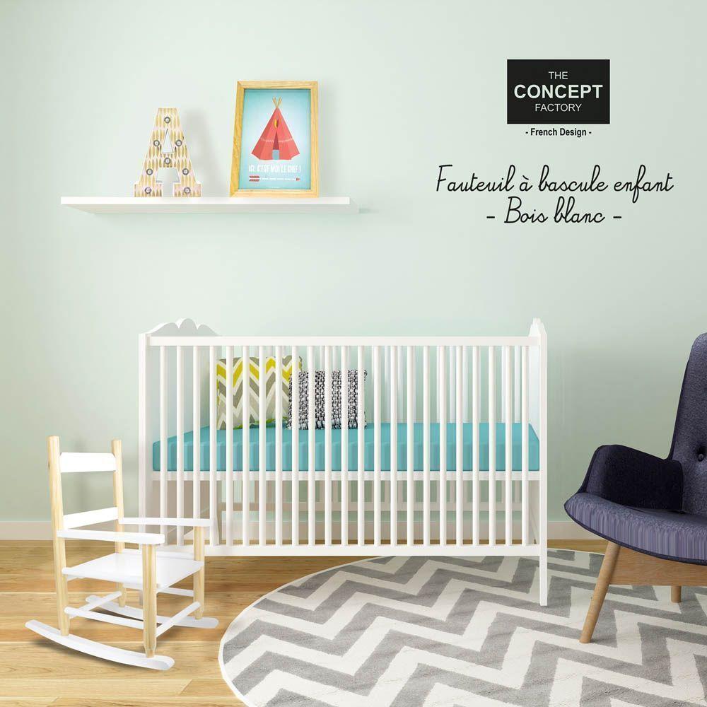 fauteuil bascule pour enfant en bois. Black Bedroom Furniture Sets. Home Design Ideas