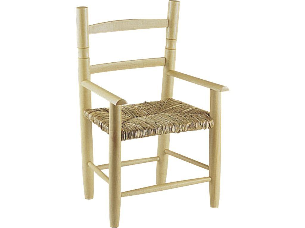 fauteuil enfant en h tre naturel blanchi naturel blanchi. Black Bedroom Furniture Sets. Home Design Ideas