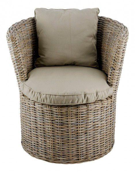 lit en rotin kubu. Black Bedroom Furniture Sets. Home Design Ideas