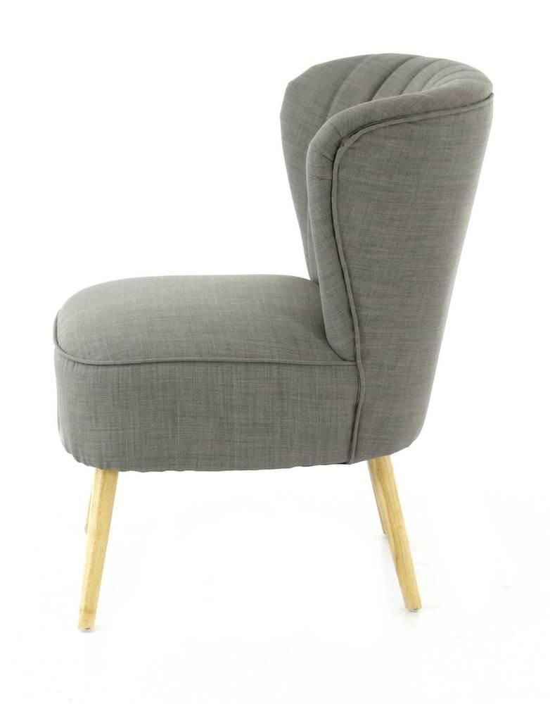 Fauteuil inspiration sixties Valentin-1