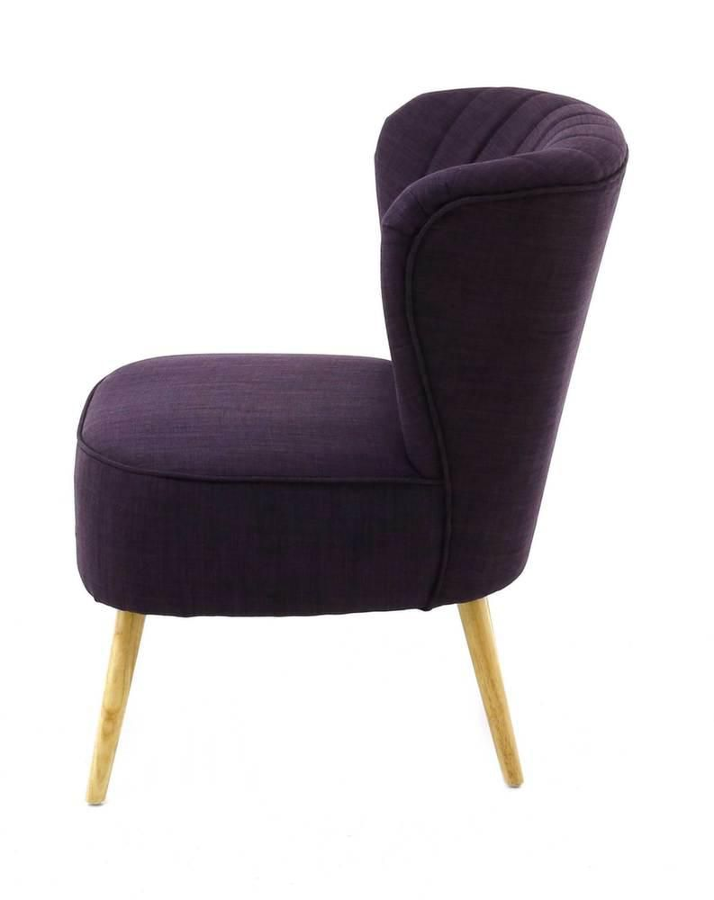 Fauteuil inspiration sixties Valentin-3