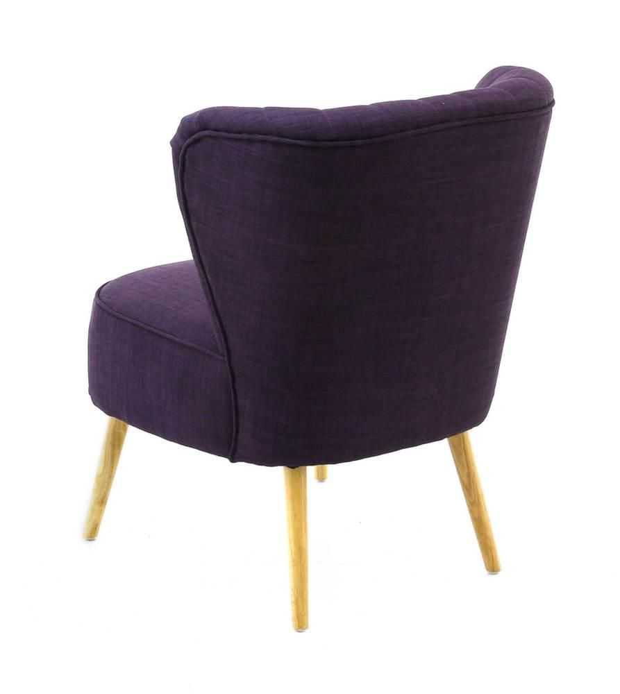 Fauteuil inspiration sixties Valentin-4