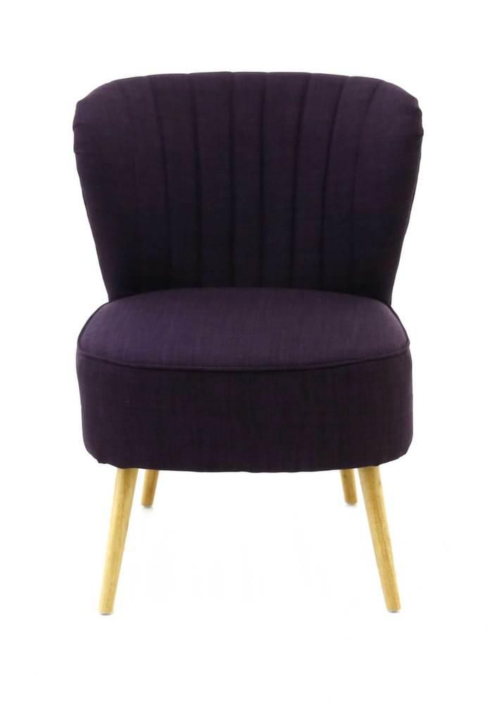 Fauteuil inspiration sixties Valentin-2