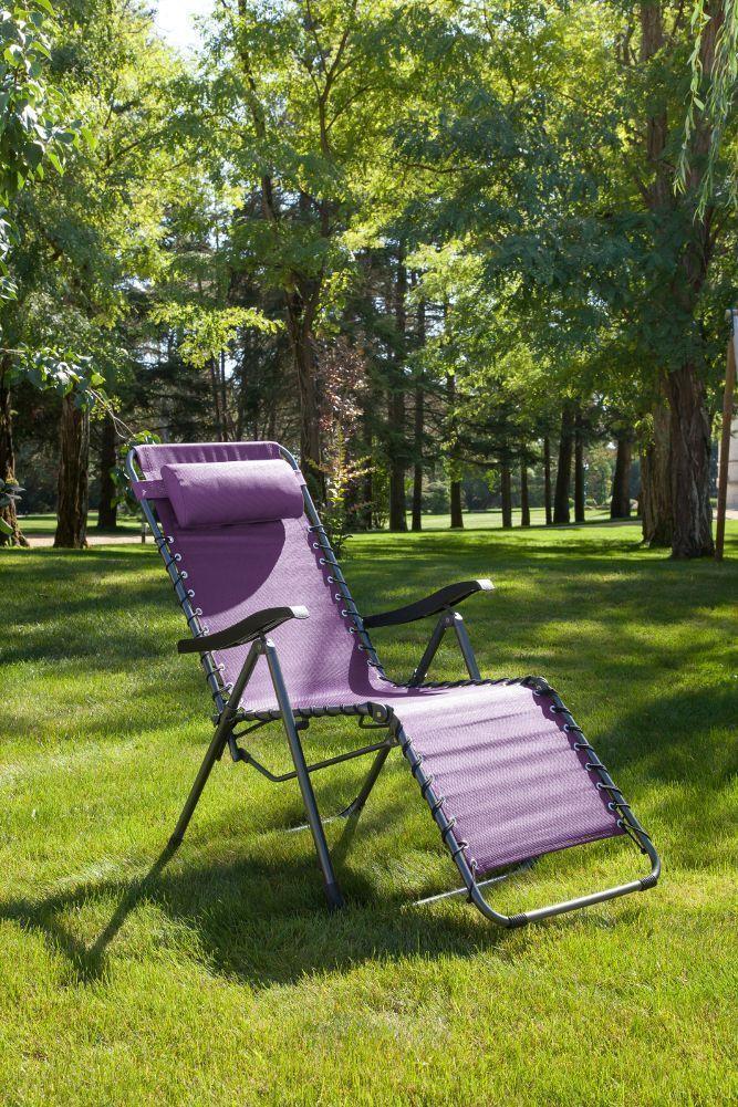 Fauteuil de jardin relax n o - Acheter fauteuil relax de jardin ...