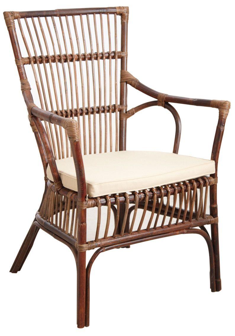 fauteuil en rotin. Black Bedroom Furniture Sets. Home Design Ideas