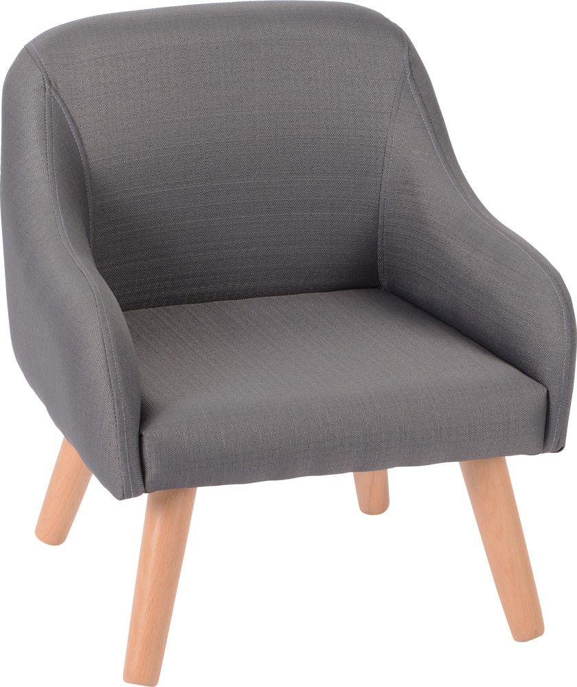 Scandinave Hanz - Petit fauteuil scandinave