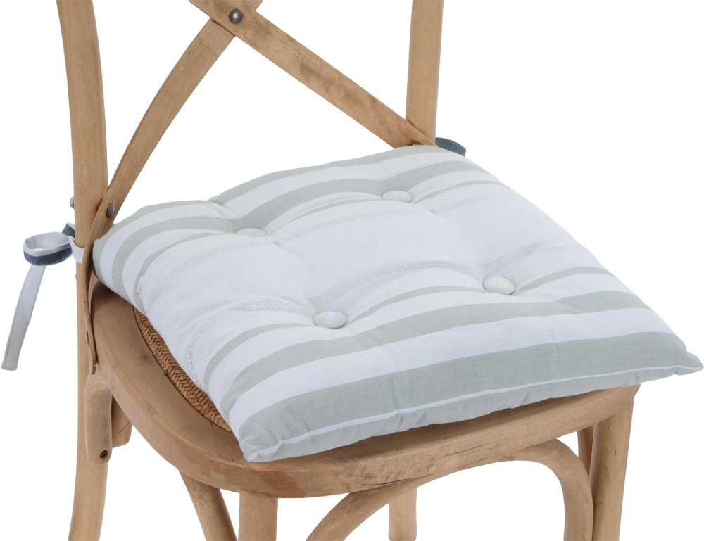 galette futon horizon 40x40cm. Black Bedroom Furniture Sets. Home Design Ideas